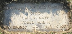 Kenneth Guy Bevington