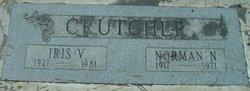 Iris Verna <i>Hoefner</i> Crutcher