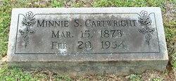 Minnie Clementine <i>Sublett</i> Cartwright