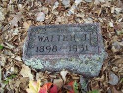 Walter J Egan