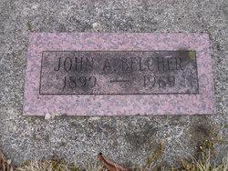 John Andrew Belcher