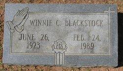 Winnie Ophelia <i>Cosby</i> Blackstock