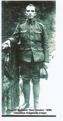 Francis Bernard Ben Davies