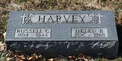 Helen B <i>Saffarrans</i> Harvey