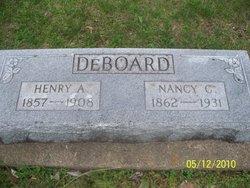 Nancy Catherine <i>Jordan</i> DeBoard