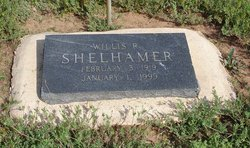 Willis Rae Shelhamer