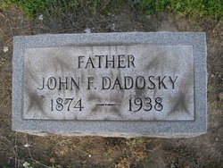 John F Dadosky