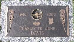 Charlotte June Davis