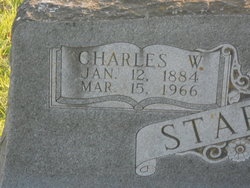 Charles W Starling