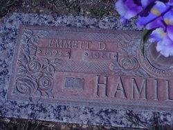 Emmett D Hamilton