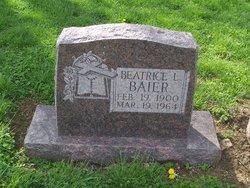 Beatrice Loretta Peg <i>Doyle</i> Baier
