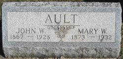 Mary W <i>Kolb</i> Ault