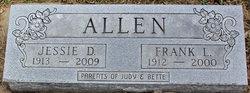 Frank L Allen