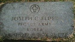 Joseph C Elder