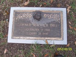 Donald Wallace Bell