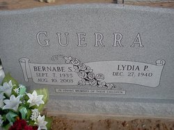 Bernabe S. Guerra