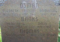 Marjorie <i>Banks</i> Thomas