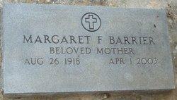 Margaret <i>Bonds</i> Barrier