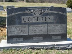 Lilie Gertrude <i>Heflin</i> Godfrey