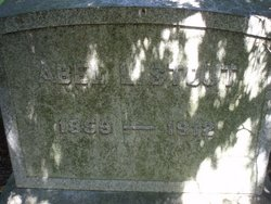 Abel Lukens Stout