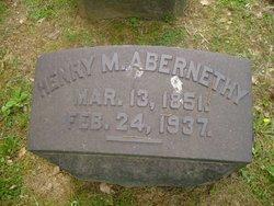 Henry Maxwell Abernethy