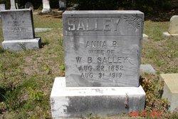 Anna Rose <i>McKewn</i> Salley
