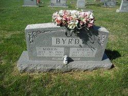 Myrtie <i>McDonald</i> Byrd