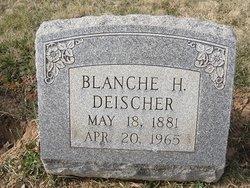 Blanche H. <i>Knauss</i> Deischer