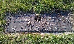 Erwin H Ackmann