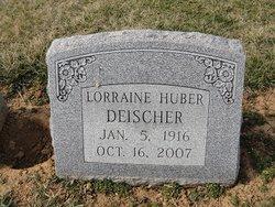 Lorraine E. <i>Huber</i> Deischer