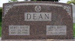 Ora <i>May</i> Dean