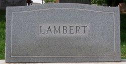 Sara L. <i>Dean</i> Lambert