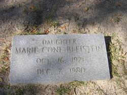 Marie <i>Cone</i> Bleistein