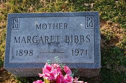 Margaret <i>Dixon</i> Bibbs