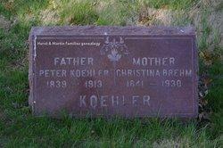 Christena <i>Brehm</i> Koehler