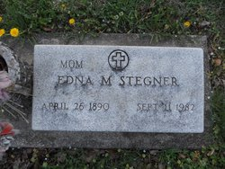 Edna M. Stegner