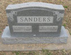 Carrie M. Sanders