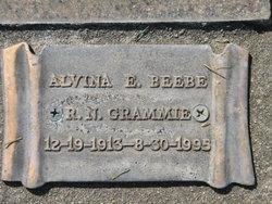 Alvina E Beebe