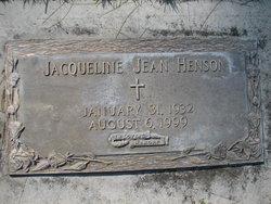 Jacqueline Jean Henson