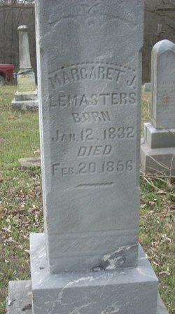 Margaret Jane <i>Coleman</i> LeMasters