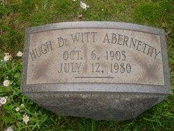Hugh DeWitt Abernethy, Jr