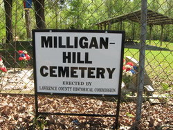 Milligan-Hill Cemetery
