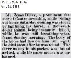 Zenas Albion Dilley