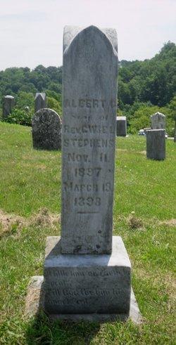 Albert Clayton Stephens