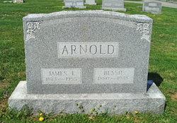 Amanda Bessie <i>Booth</i> Arnold