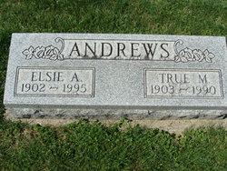 Elsie M. <i>Arnold</i> Andrews