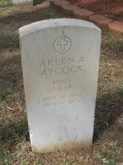 Arlen A Aycock