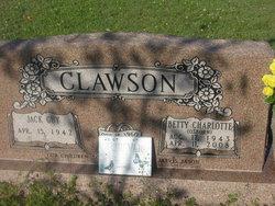 Betty Charlotte <i>Osborn</i> Clawson