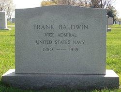 Adm Frank Baldwin