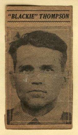 Irvin Newton Blackie Thompson